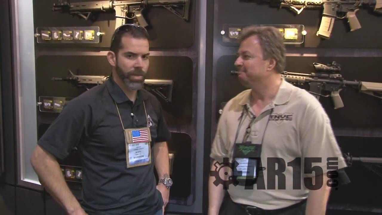 Tactical Night Vision (TNVC) - 2010 SHOT Show - AR15.Com