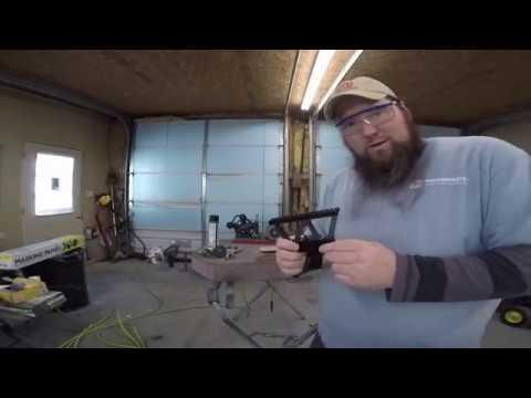 Fixing the AK Side Rail Scope Mount