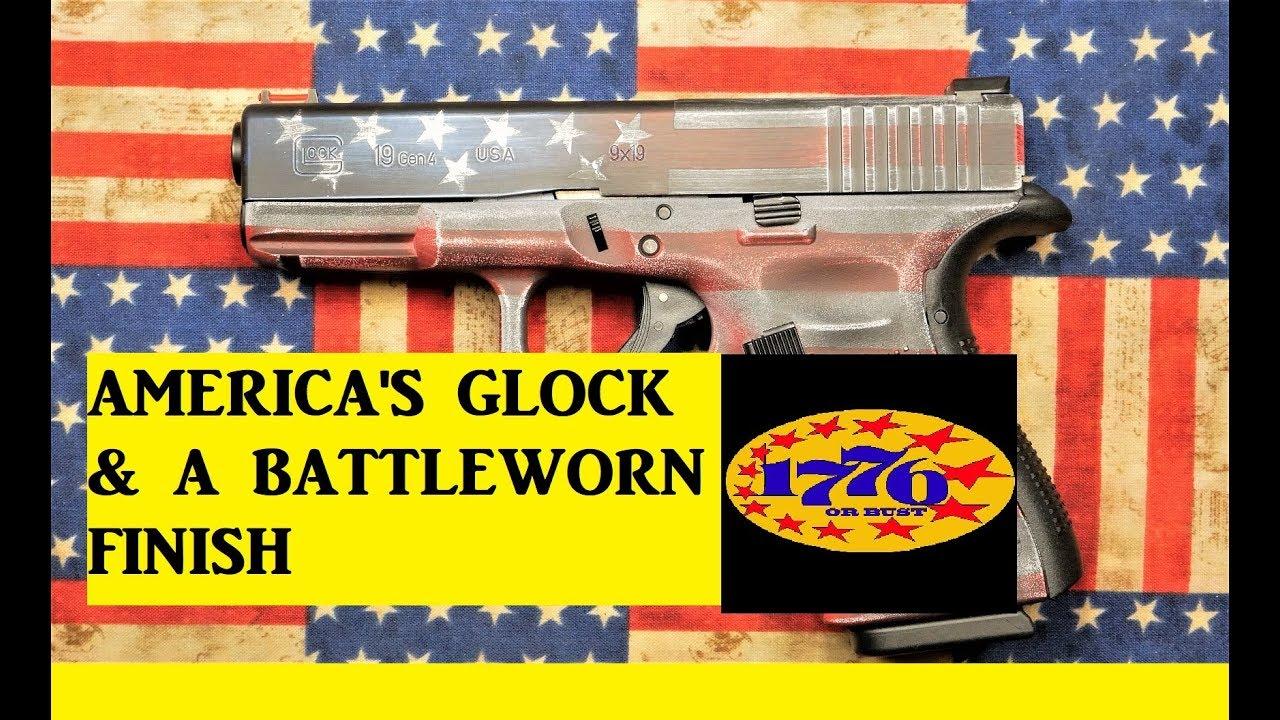 GLOCK 19 GEN 4: AMERICA'S GLOCK