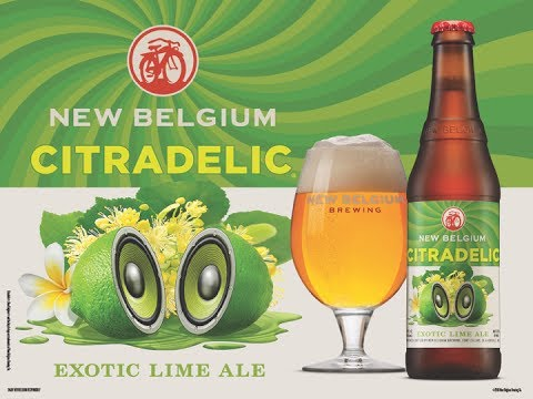Citradelic Exotic Lime Ale