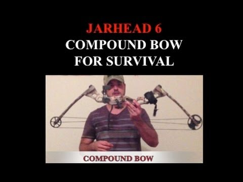 Compound Bow For Survival