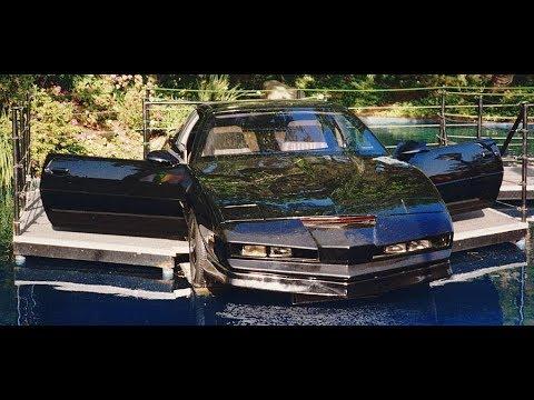 My Knight Rider Story | The Day I met KITT