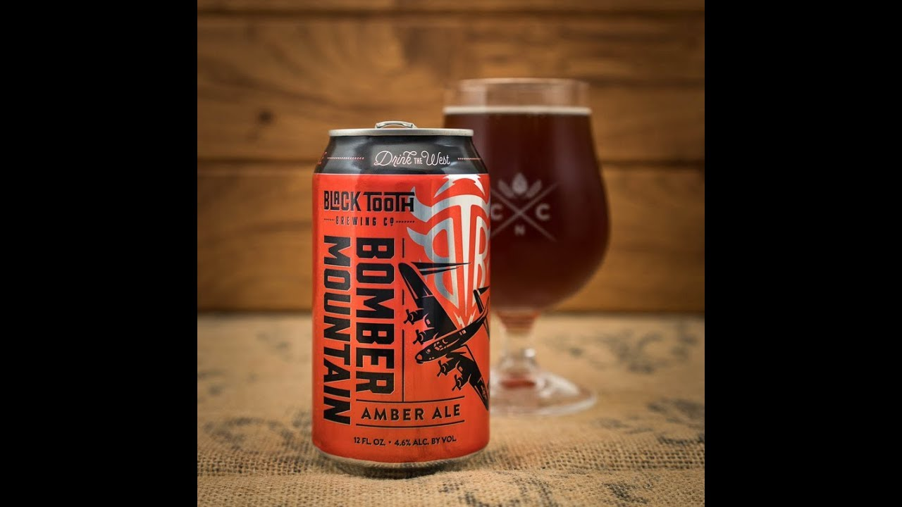 BOMBER MOUNTAIN AMBER ALE