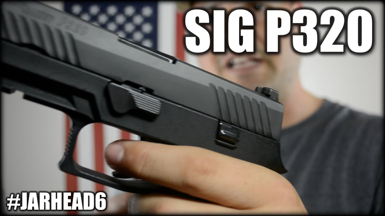 Sig P320 Carry Model: First Impressions