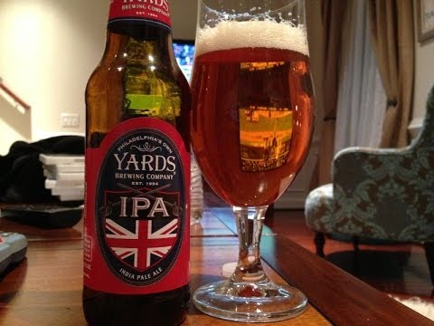 Yards Brewing Company's IPA