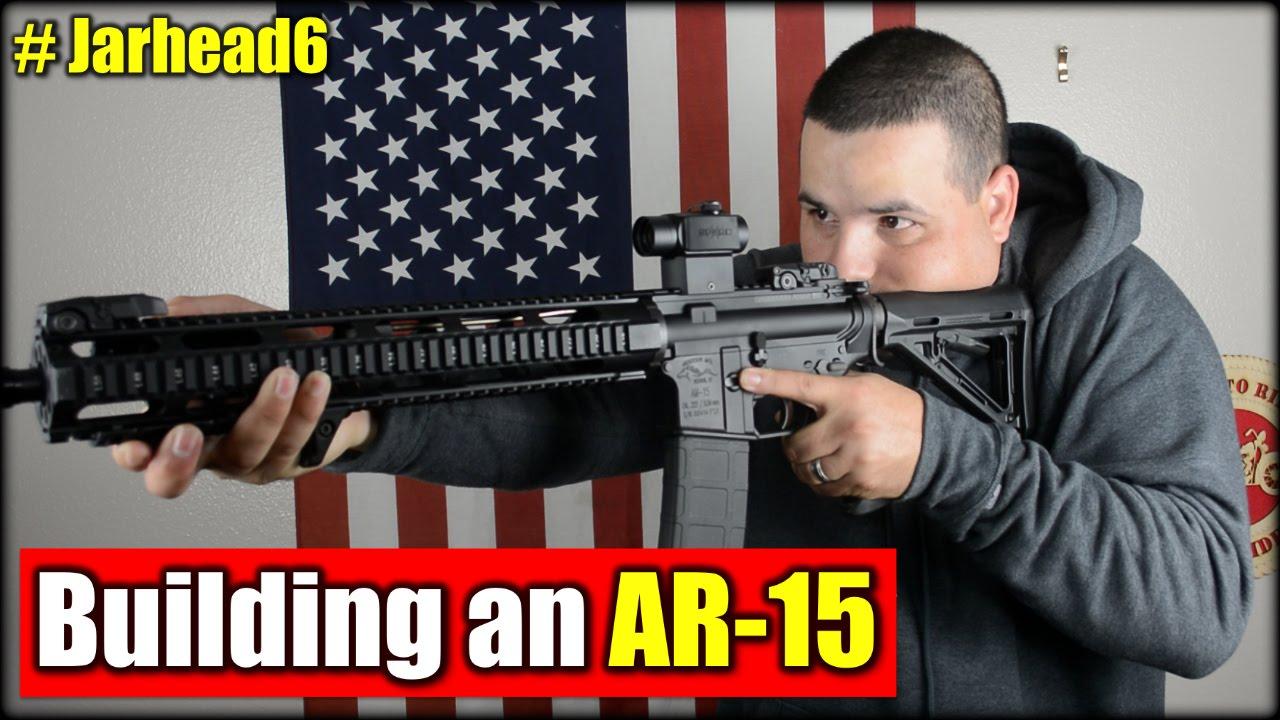 2 Benefits of Building an AR-15