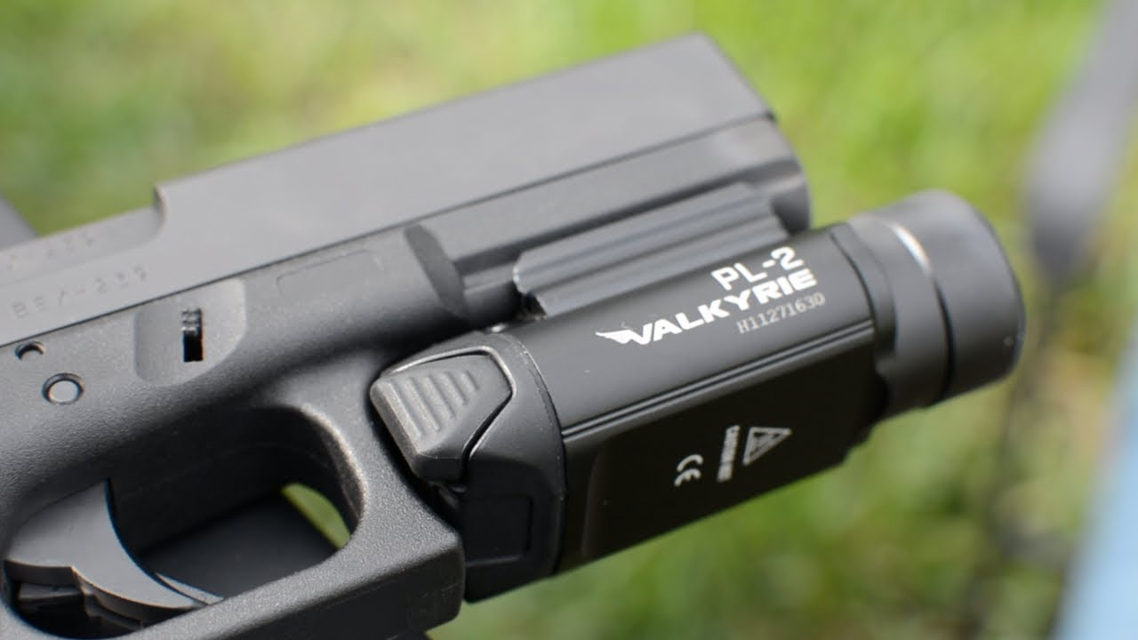 This Weapon Mounted Light Has Over 1200 Rounds!