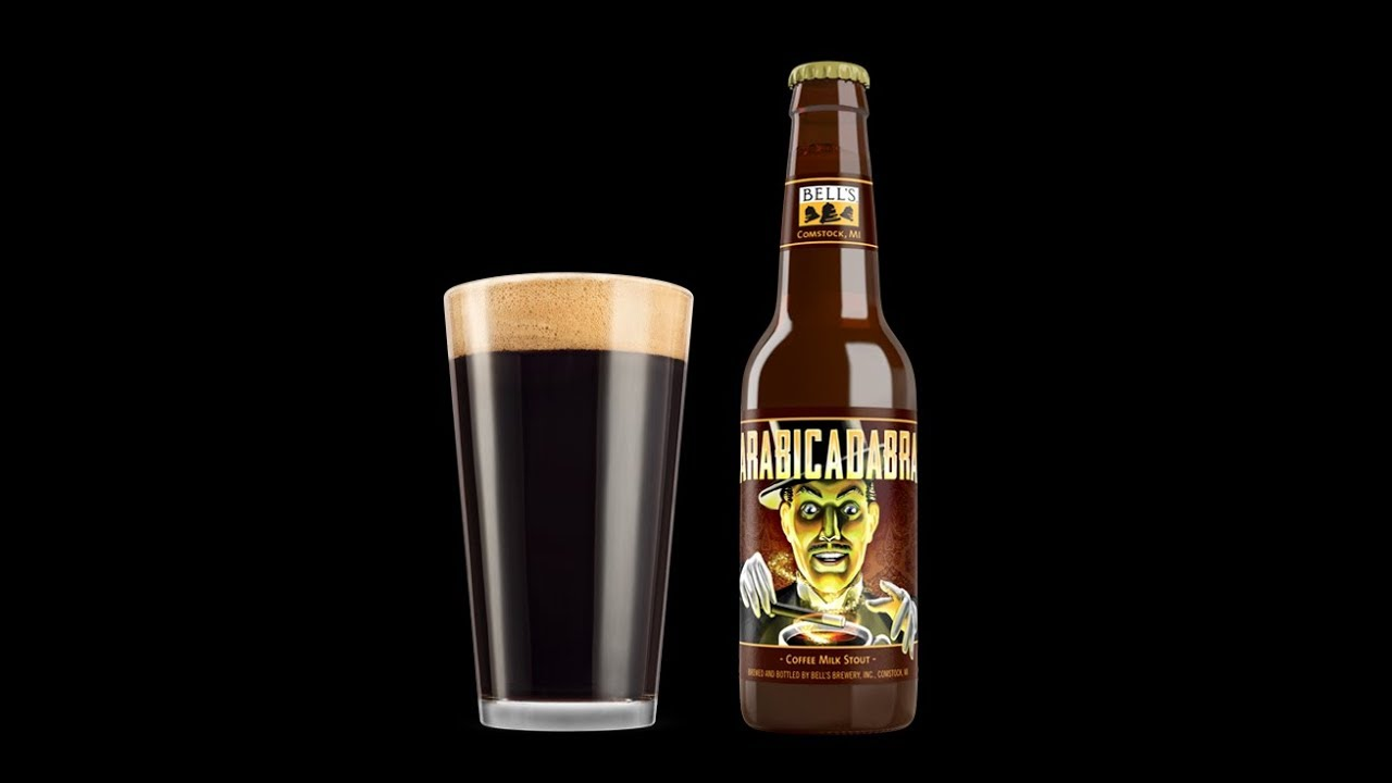 ARABICADABRA COFFEE MILK STOUT BELL'S BREWERY