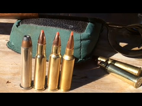 Winchester model 71 348 Winchester vs 348 Ackley improved, lever action rifle