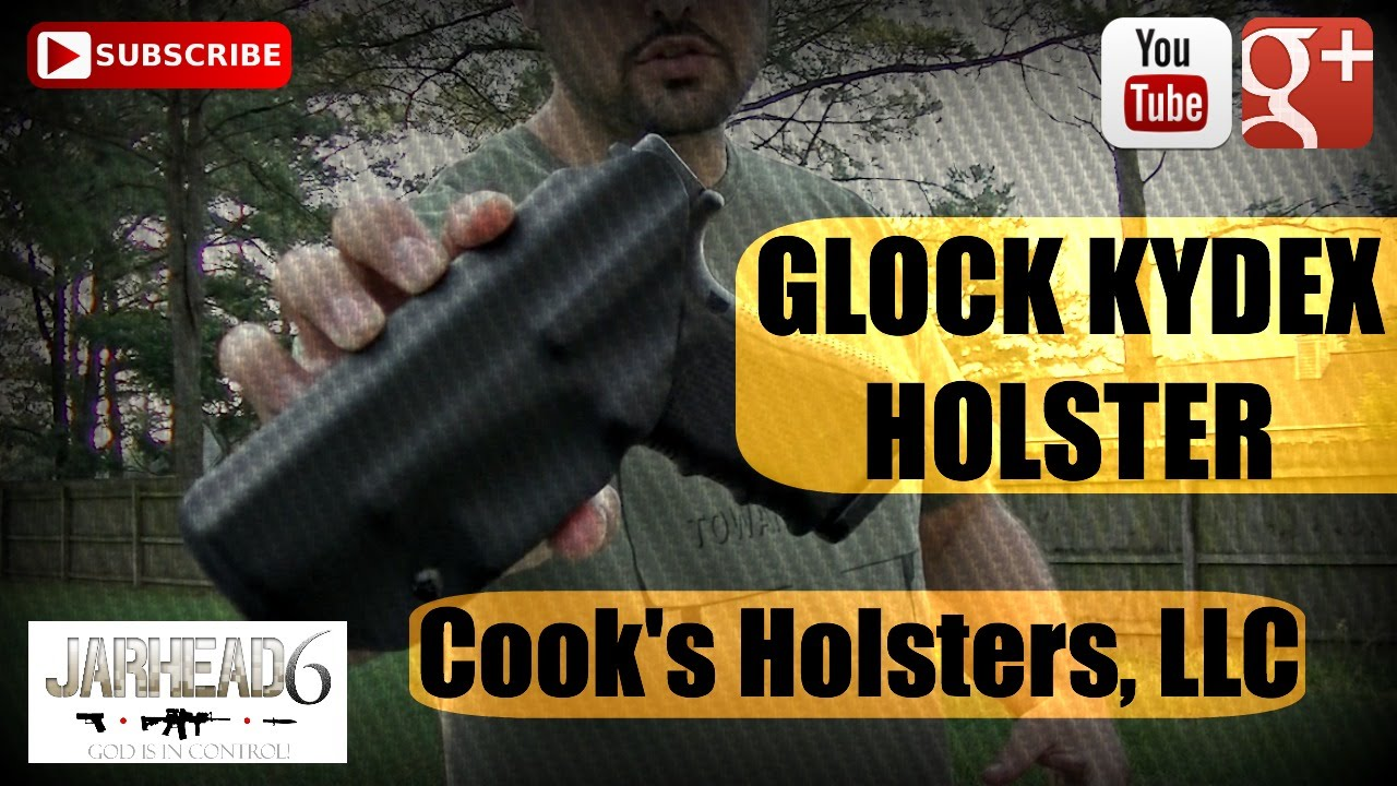 Glock Kydex Holster (Cook's Holsters)