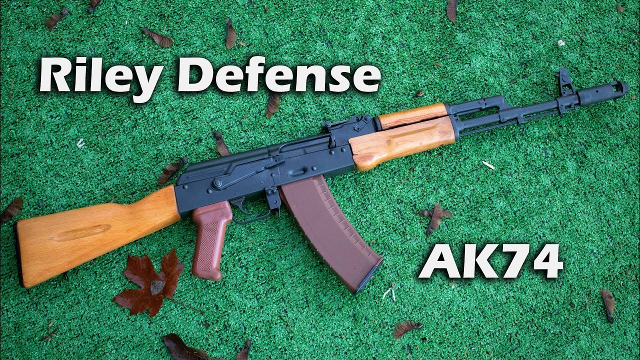 Riley Defense AK74 Review