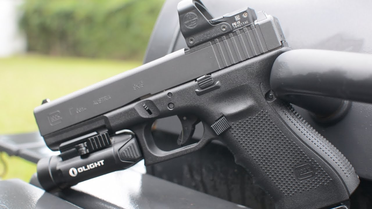 Why I Bought a Glock 17 MOS!