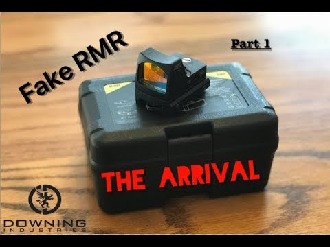 Knockoff RMR, Arrival