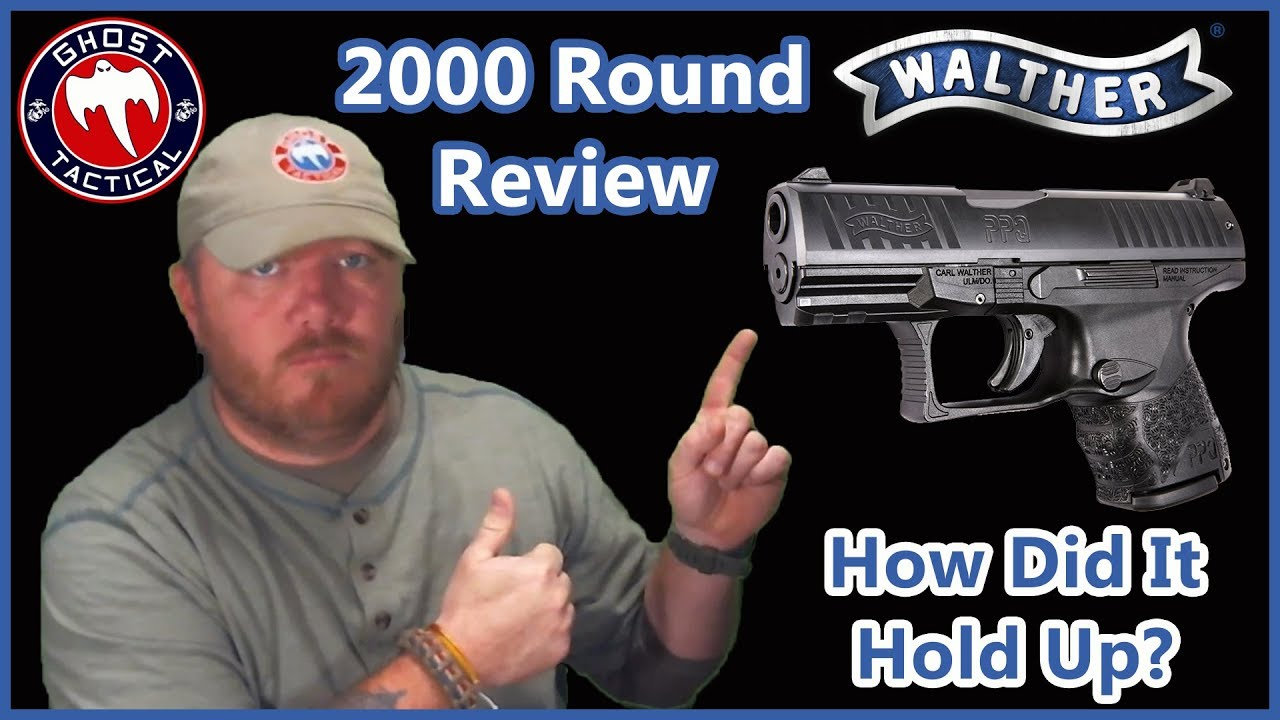 Walther PPQ Sub-Compact Pushed To It's Limits:  2,000 Round Review