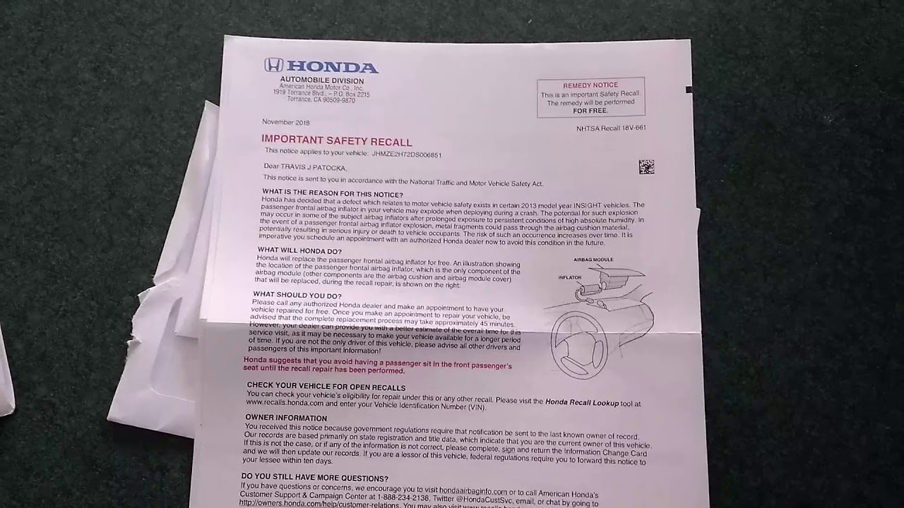 Don't ever buy a 2010-2014 Honda Insight and here is why...