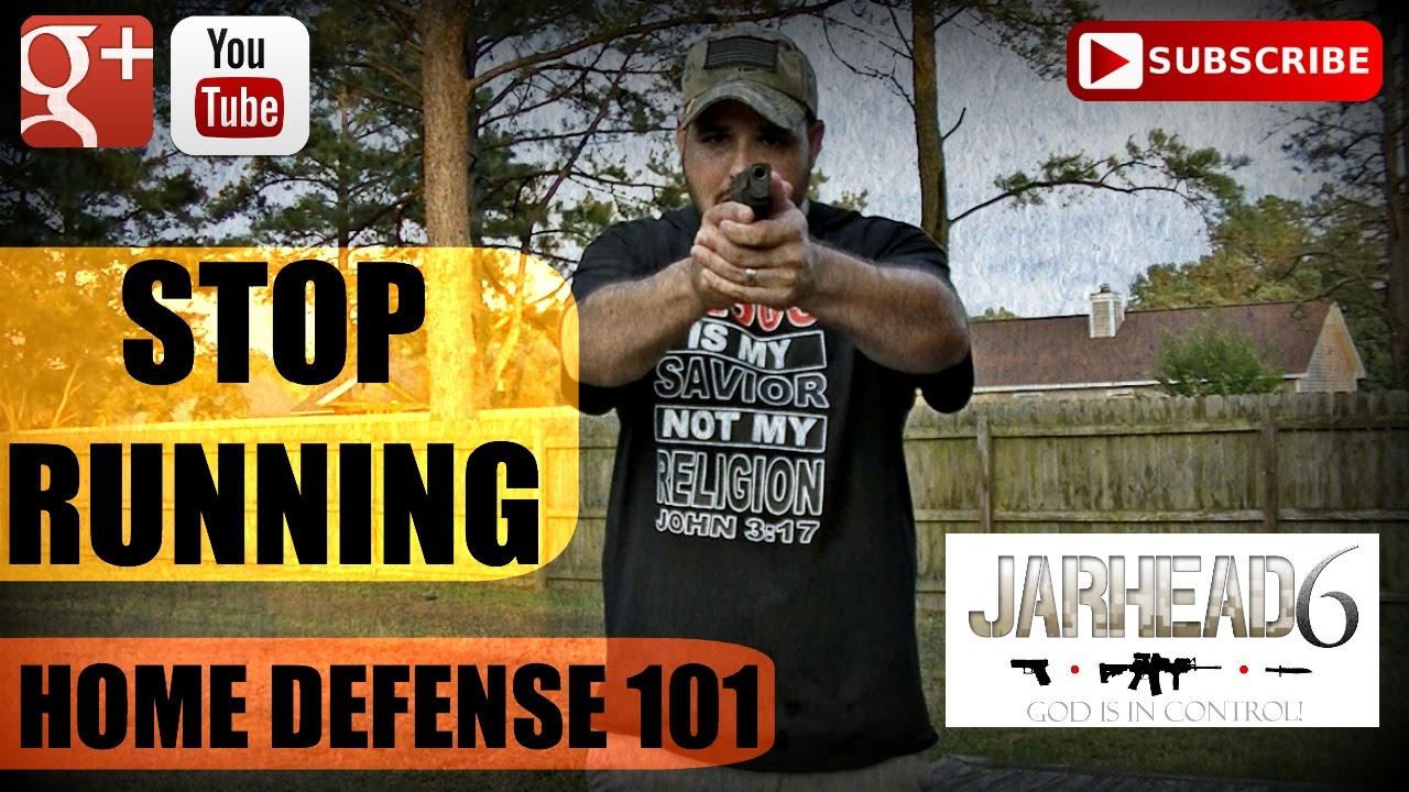 Stop Running Home Defense EP #10