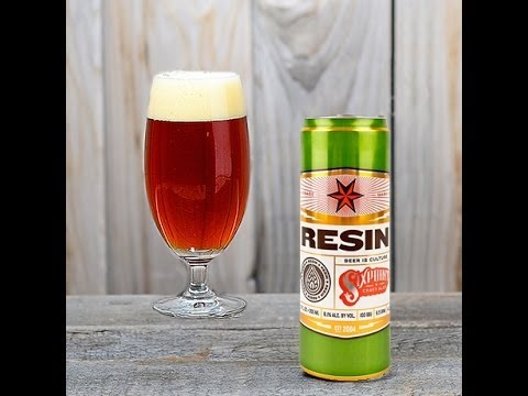 Resin from Six Point Brewery