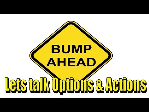 Bump Stock Decision Chat - Lets talk Options & Actions
