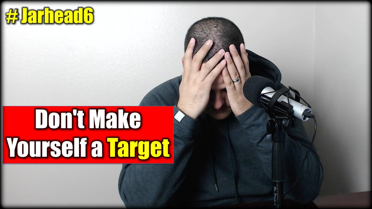 Don't Make Yourself a Target| Fire Watch EP #31