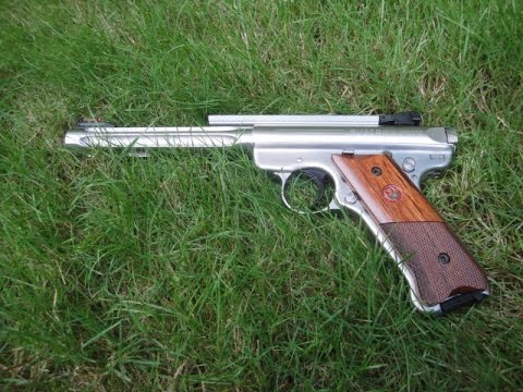 Field Stripping the Ruger Mark III