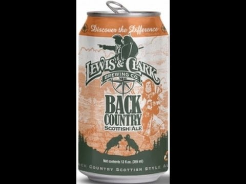 Lewis & Clark Back Country Scottish Ale