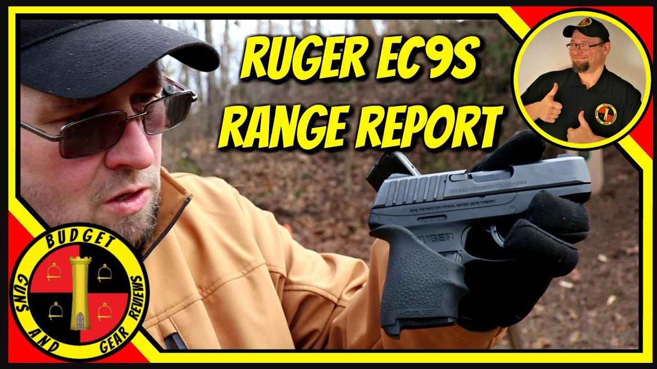 Ruger Ec9s Range Review