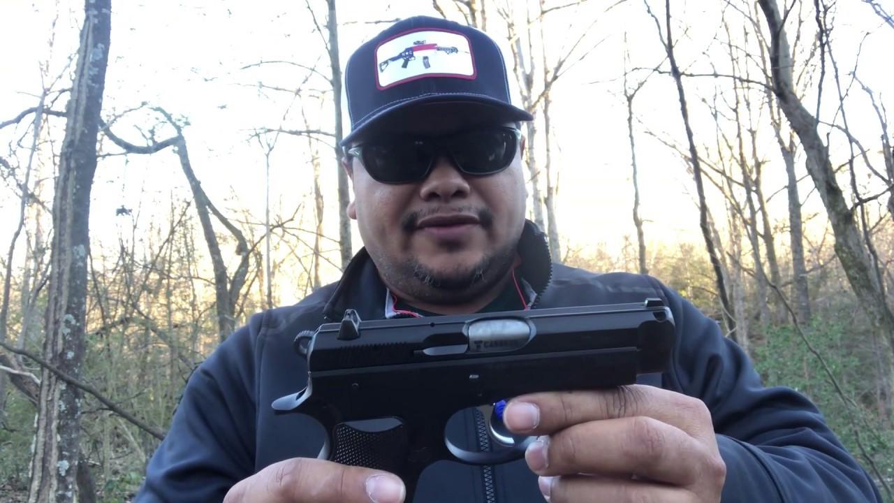 CZ 75 Compact DA/SA 9mm