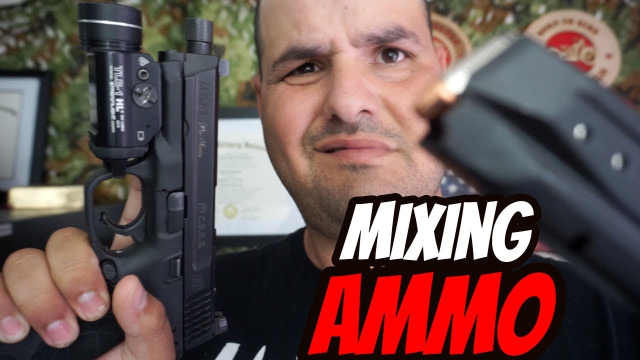 Mixing Different Carry Rounds!