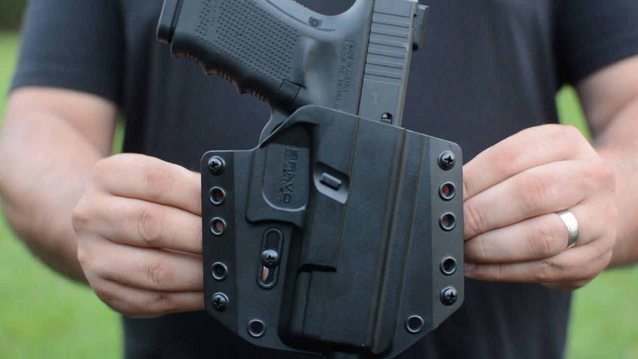 New Bravo Concealment 3.0 Holster| Glock 19