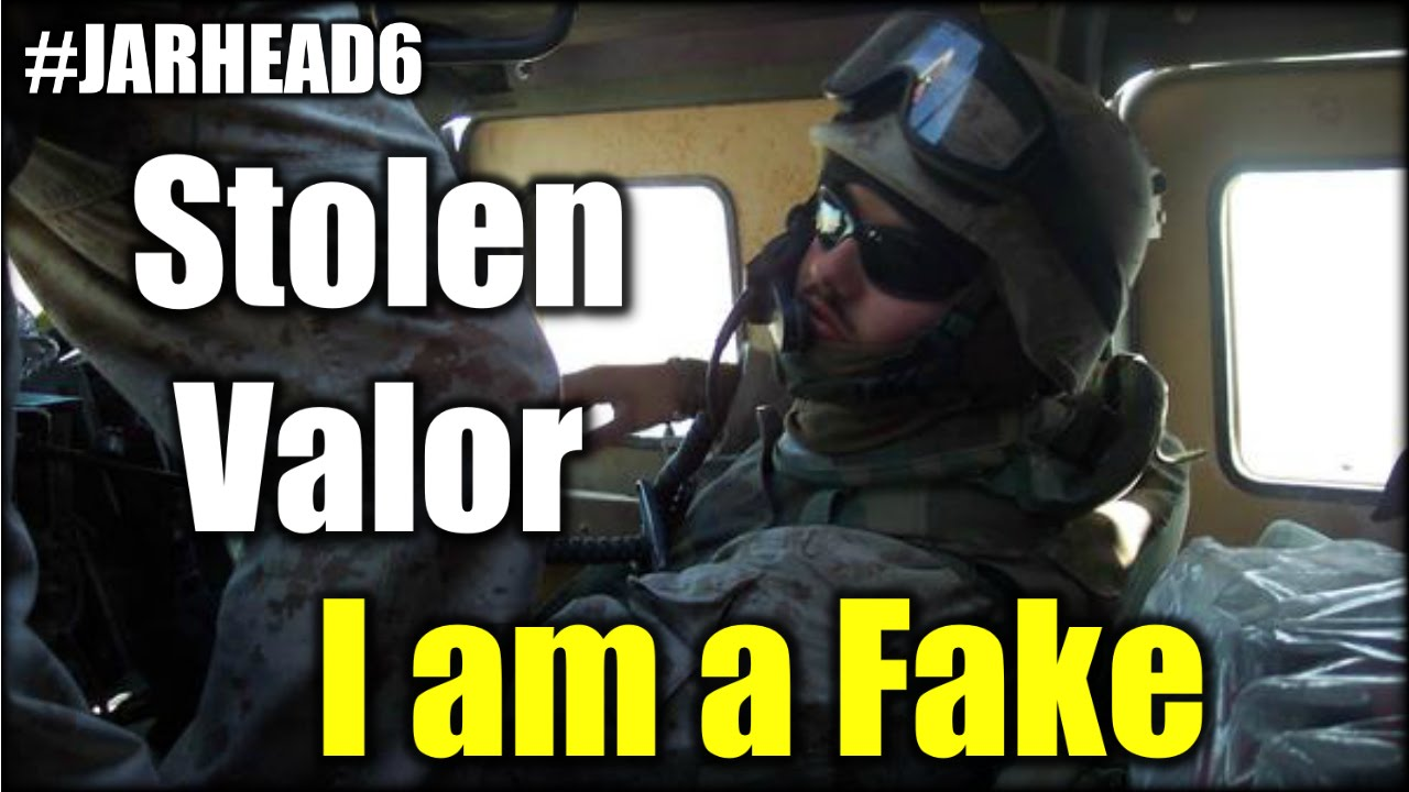 Stolen Valor: I am a Fake| Fire Watch EP #36