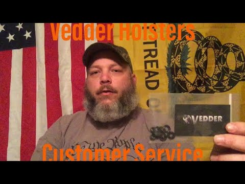 Vedder Holsters Customer Service