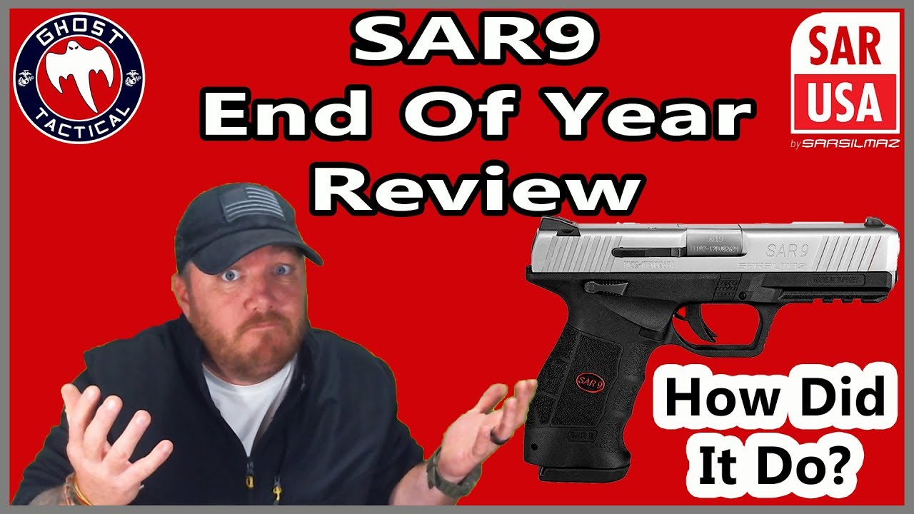 End of the Year Review:  SAR9 by SAR USA:  After 2,500 Rounds,  Is This Gun Really Worth It?