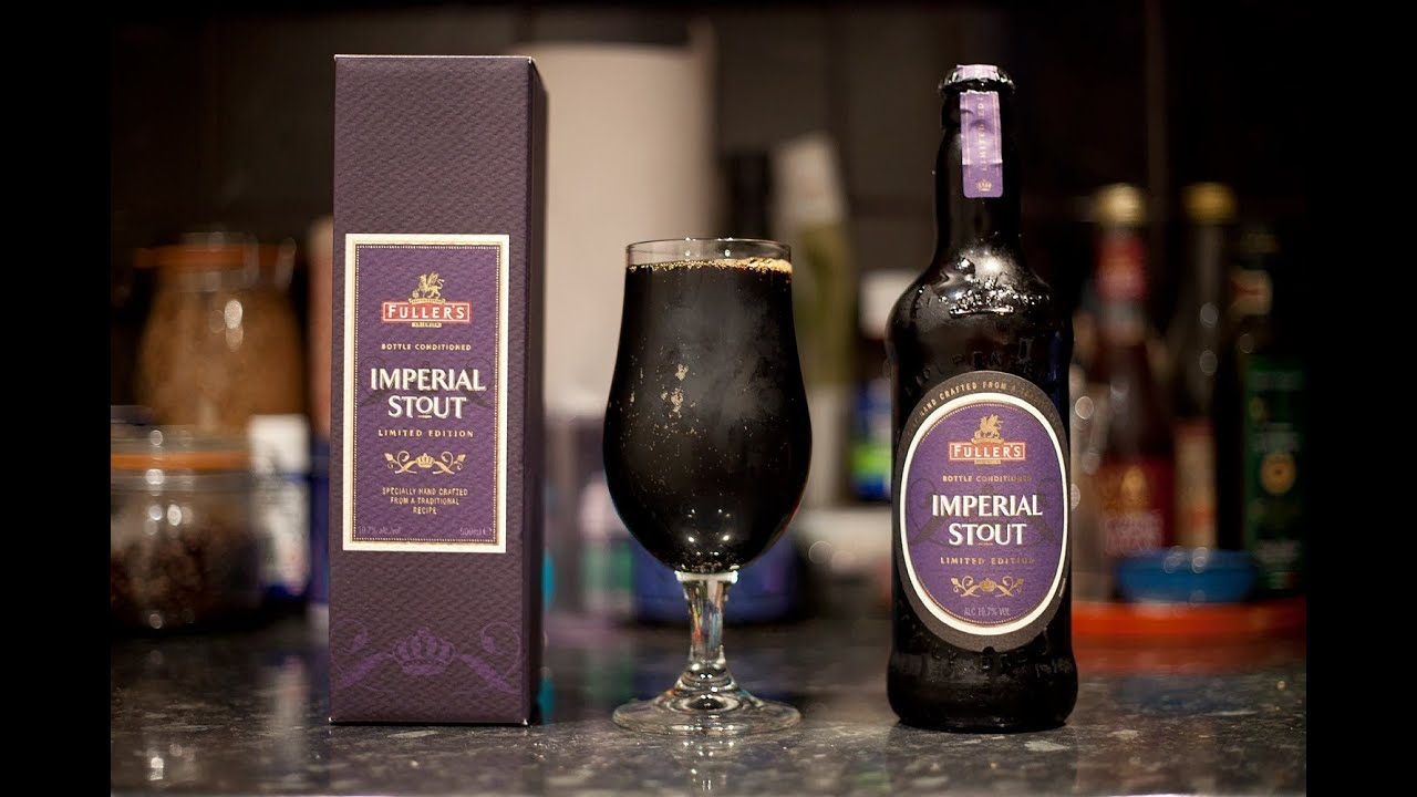 Imperial Stout Limited Edition from Fuller's