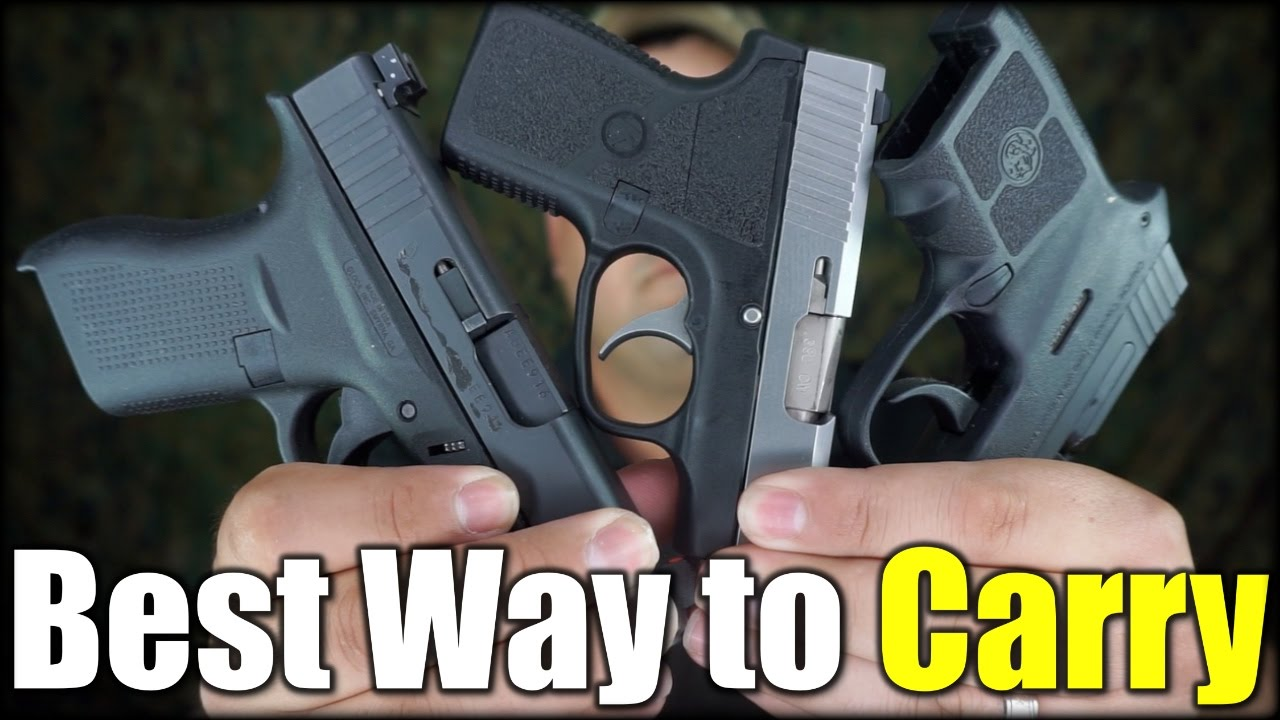Church Guns| Best Way to Carry