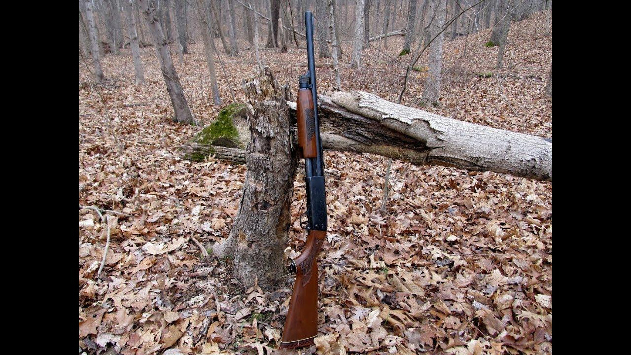 Ithaca Model 37 DeerSlayer 12 Gauge Shotgun