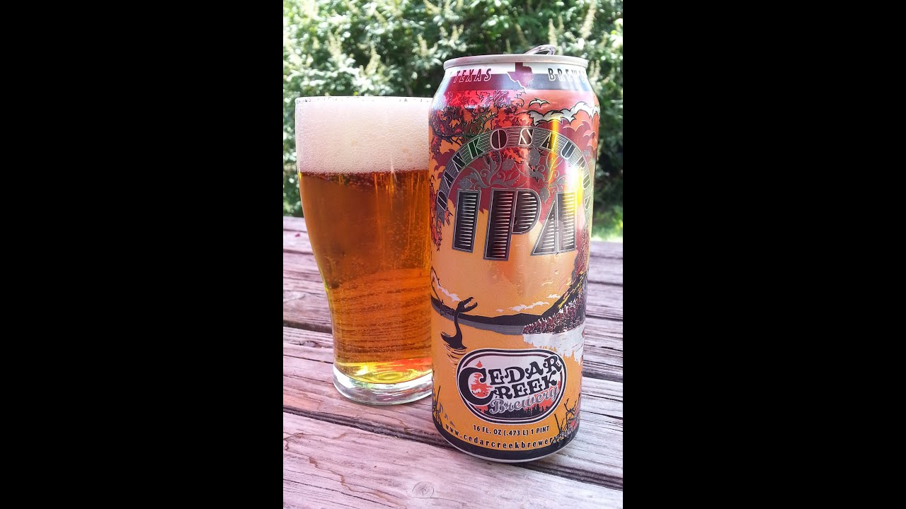 Dankosaurus IPA from Ceder Creek Brewery