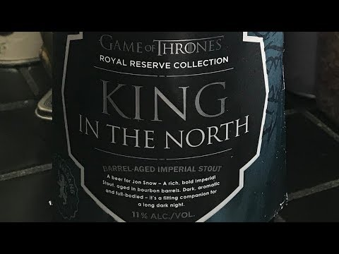 KING IN THE NORTH Imperial Stout