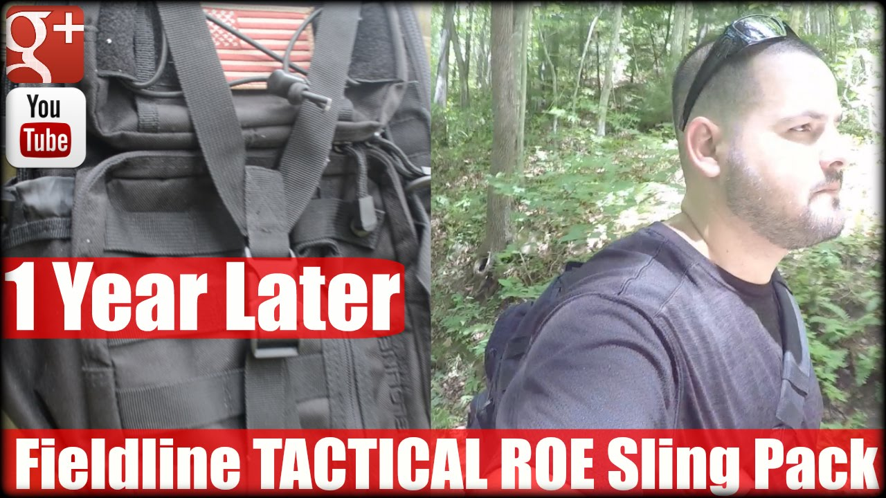 Fieldline Tactical ROE Sling Pack: 1 Year Later