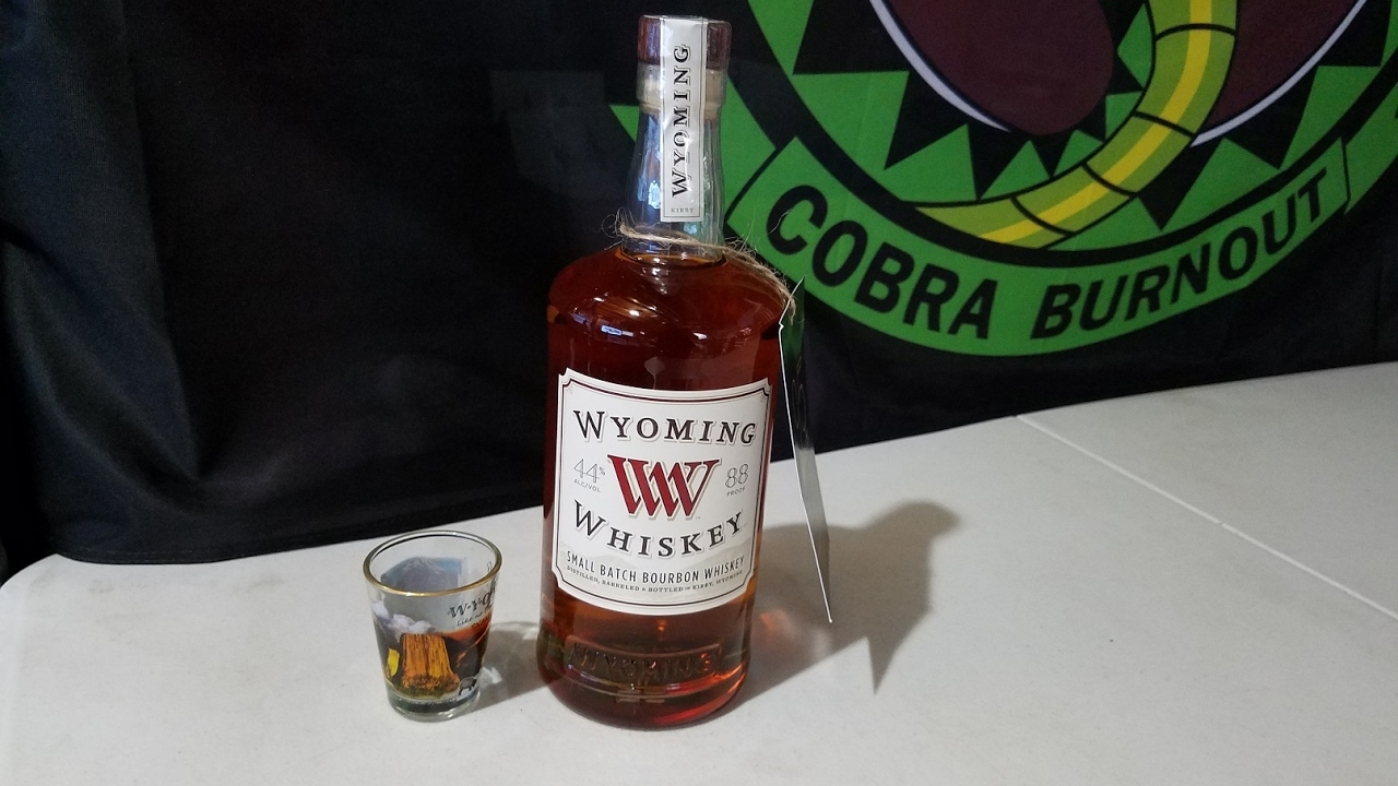 Wyoming Whiskey Tasting and Review