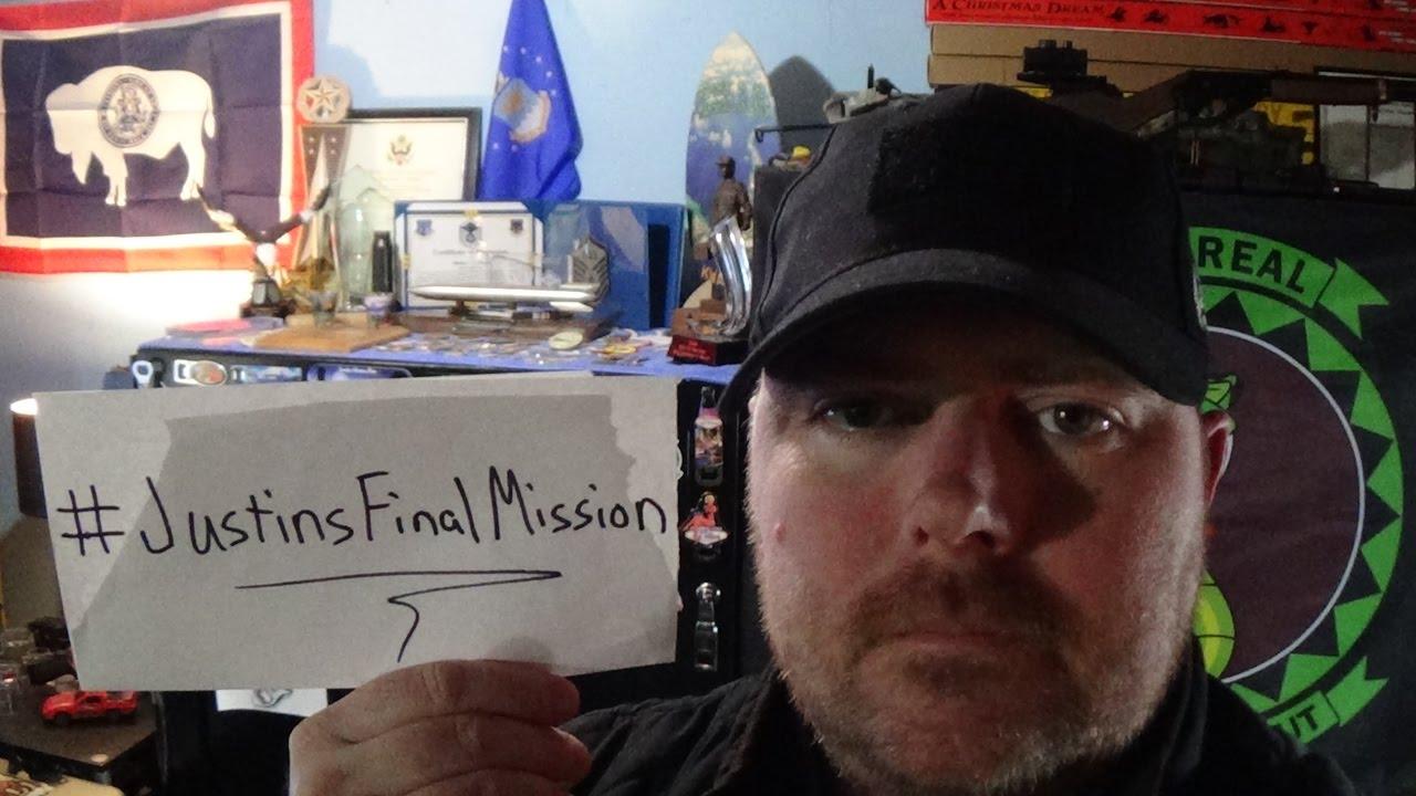 #JustinsFinalMission 100th vid