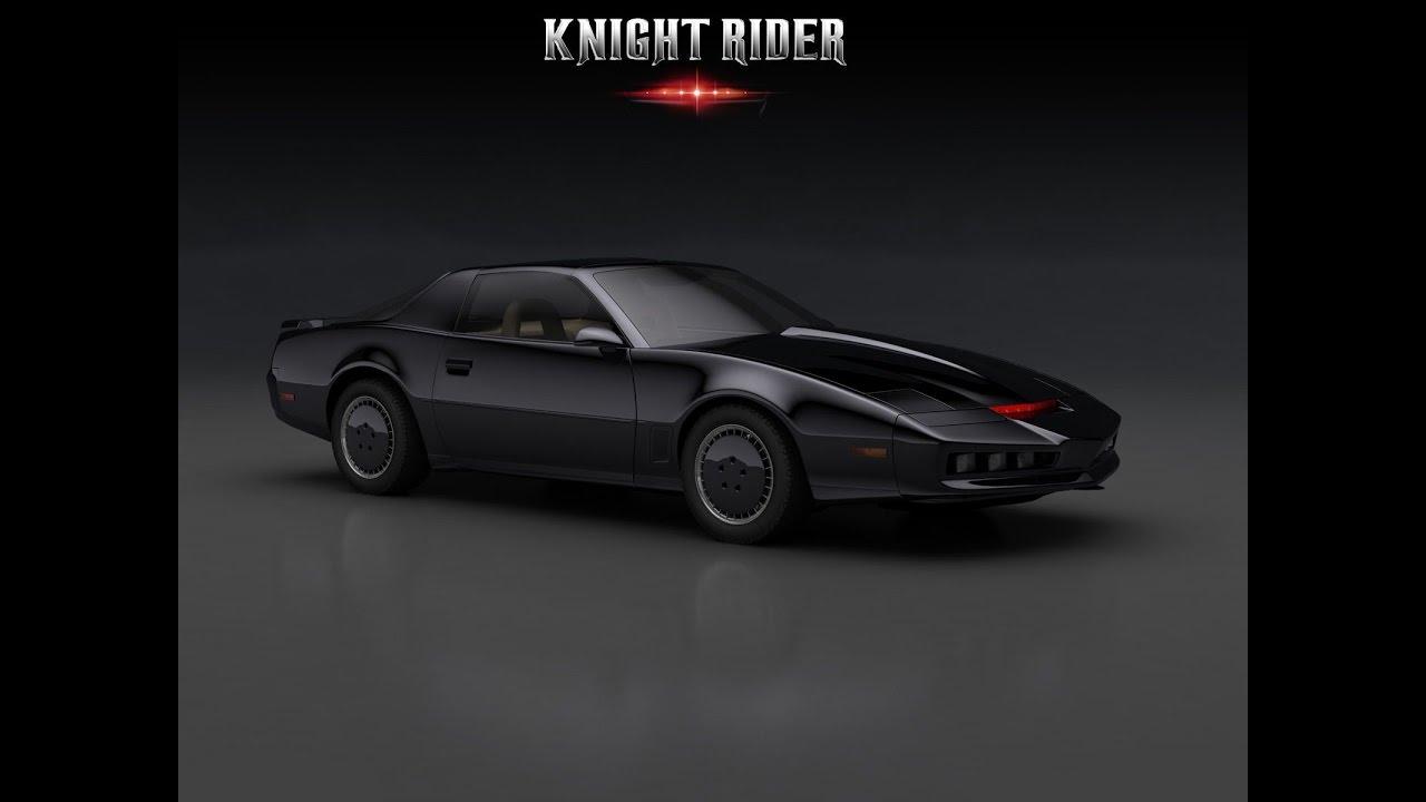 Knight Rider KITT Hot Wheels 2016 Regular Die Cast Car
