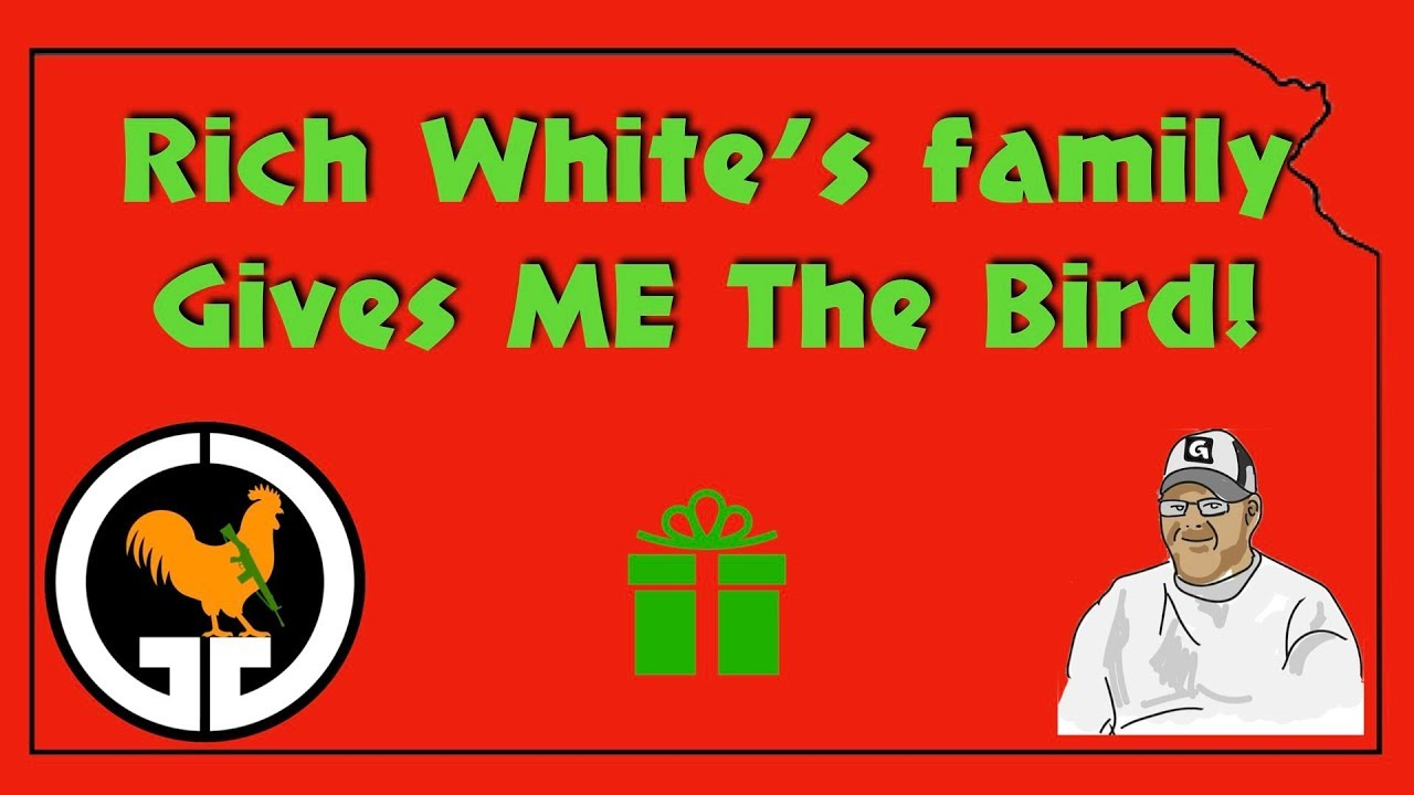 Rich White's Family Gives ME The Bird!