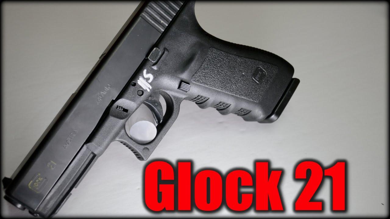 Glock 21 Gen 3| Zombie, HD & Duty Handgun