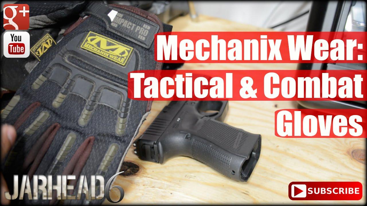Mechanix Wear: Tactical & Combat Gloves