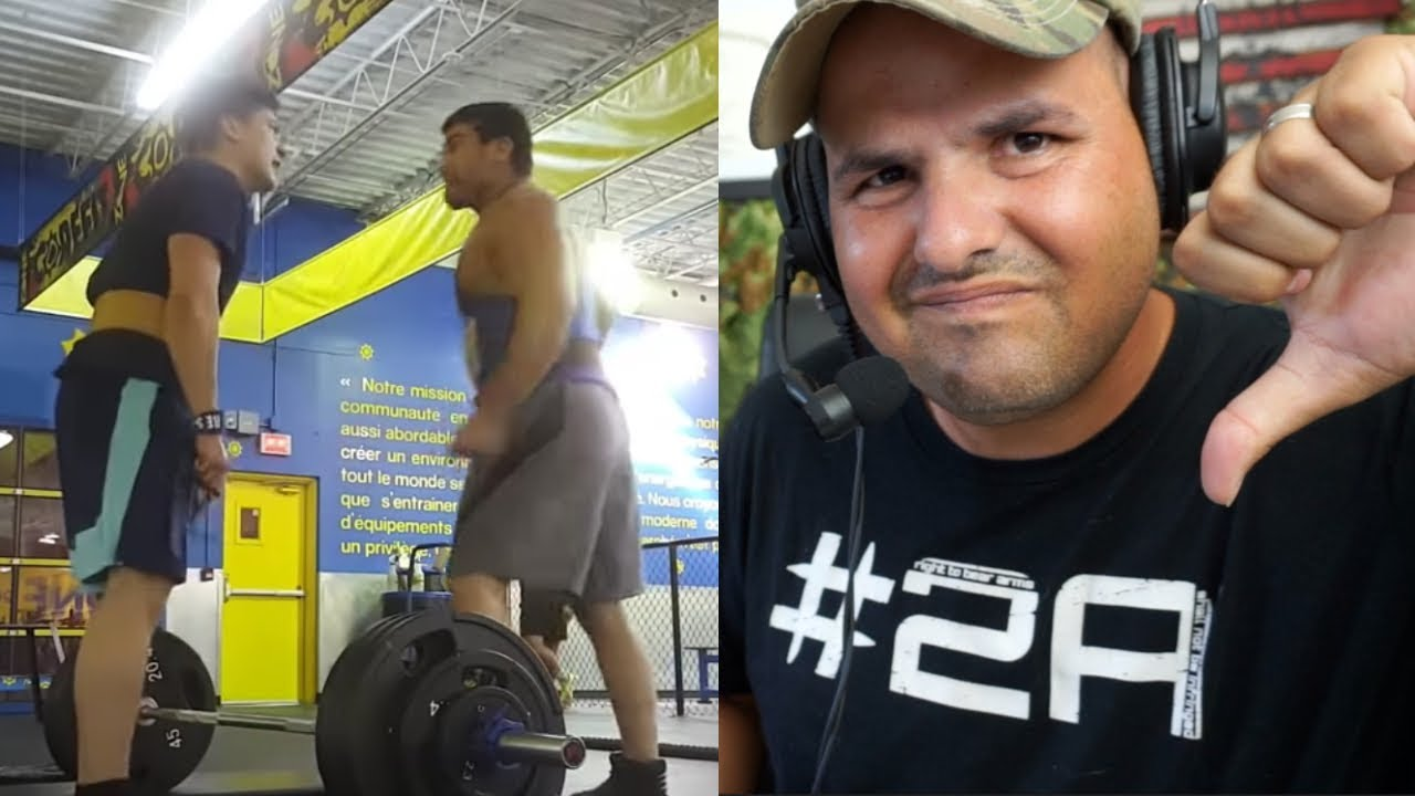 Teenager Attacked for Deadlifting  My Thoughts