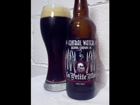 La Petite Mort from Central Waters Brewing
