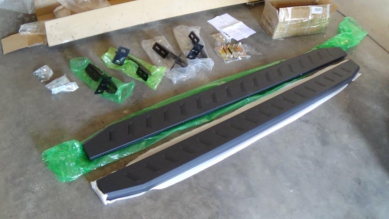 F150 Running Board Install - 2003 F150 Side Steps