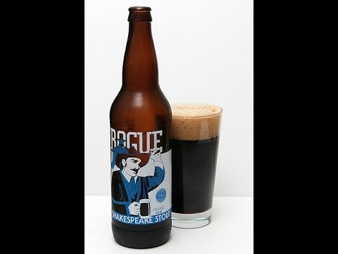 Shakespeare Oatmeal Stout from Rogue