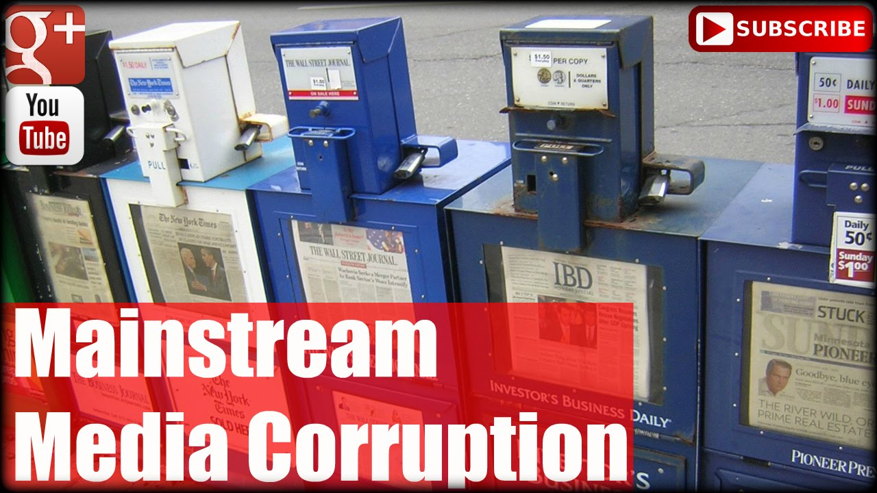 Mainstream Media Corruption is Destroying America  Fire Watch EP #19