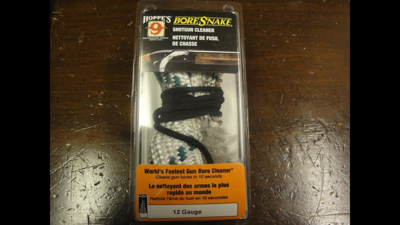 Bore Snake / First Impression